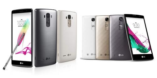 LG G4 : deux versions plus abordables seront  bientôt commercialisées