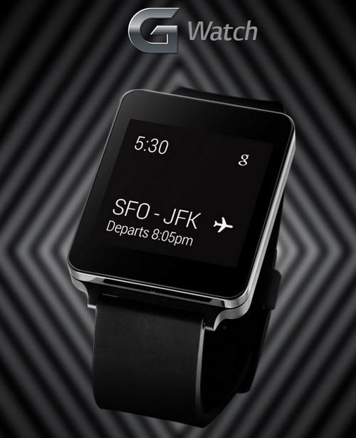 LG pourrait utiliser webOS pour sa prochaine G Watch