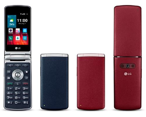 LG Wine Smart : le téléphone à clapet fait son retour