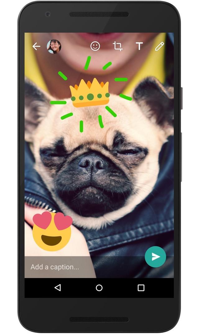 Après Messenger et Instagram, Whatsapp émule Snapchat