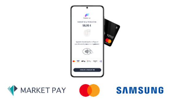 Market Pay lance le paiement sans contact pour smartphones et tablettes Android