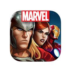 Marvel : Avengers Alliance 2 sont sur l'Apple Store et Google Play