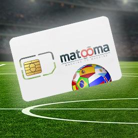 Matooma lance une offre M2M pendant la Coupe du Monde de Football