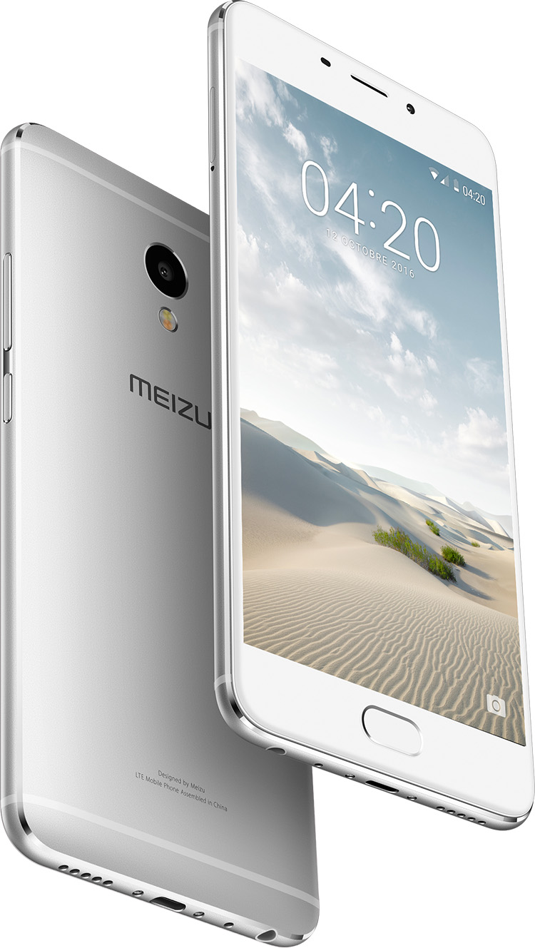 Meizu M3E, un smartphone élégant pour les jeux vidéo et la photo