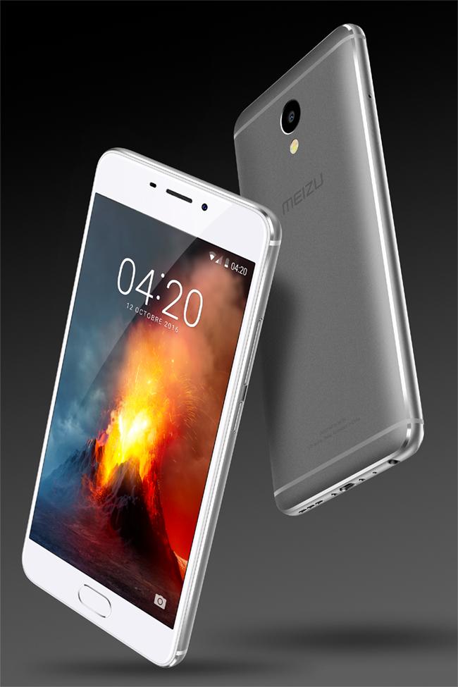 Le Meizu M5 Note, un smartphone qui fait le plein d'énergie en une heure
