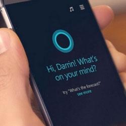 Microsoft supprime  l'activation vocale  de  Hey Cortana  sous Android