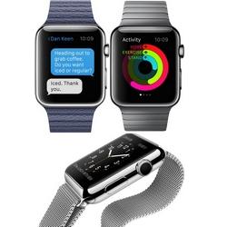 Wearables : l'Apple Watch en tête, Fitbit perd sa place de premier