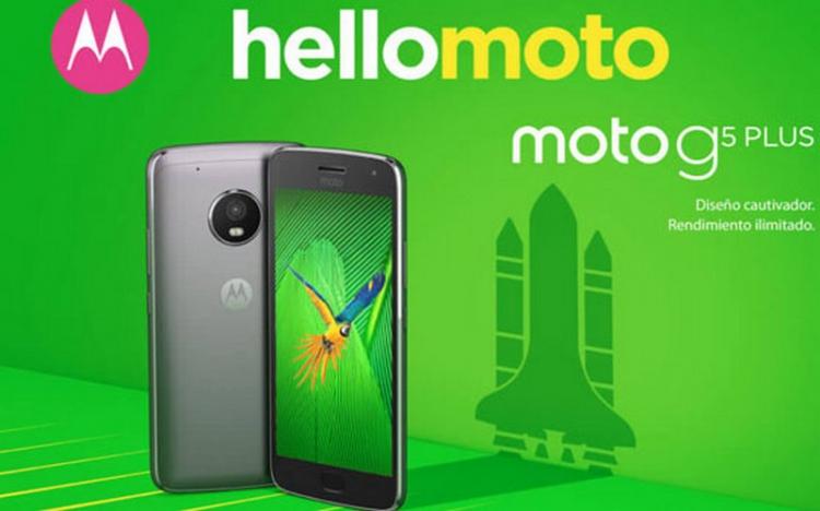 Lenovo : les Moto G5 et G5 Plus dévoilés avant l'heure sur le web