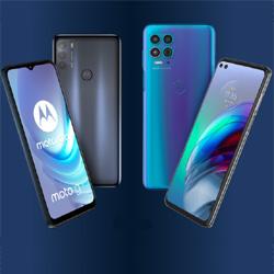 Moto G50 et G100 : deux nouveaux smartphones 5G chez Motorola