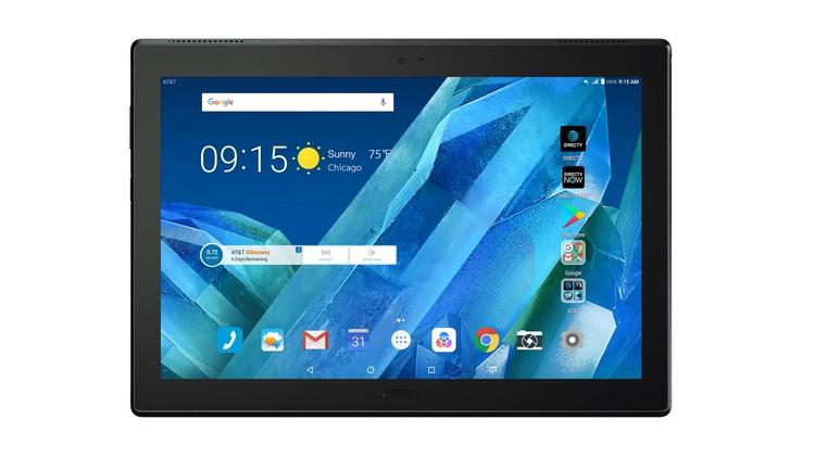 Moto Tab : Motorola fait un retour discret sur le marché des tablettes