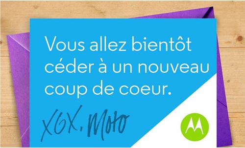 Motorola pourrait dévoiler les nouveaux Moto X et Moto G le 28 juillet
