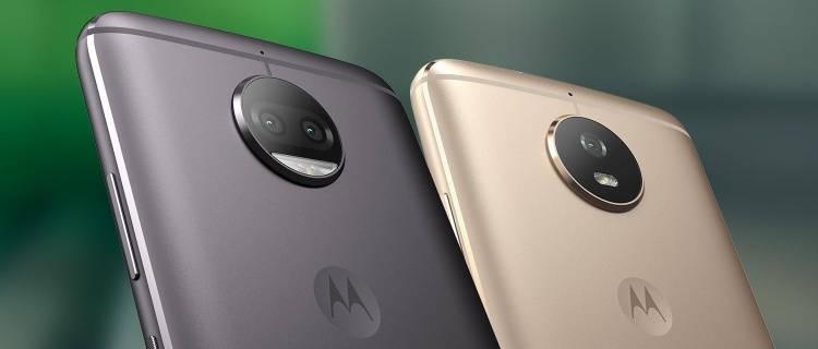 Motorola dévoile officiellement le Moto G5S
