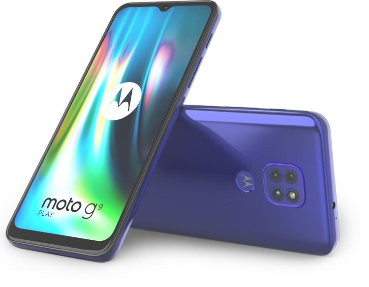 Motorola lance le Moto G9 Play, un smartphone à triple caméra à moins de 200 euros