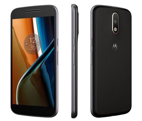 Le Motorola Moto G4 est disponible en préventes