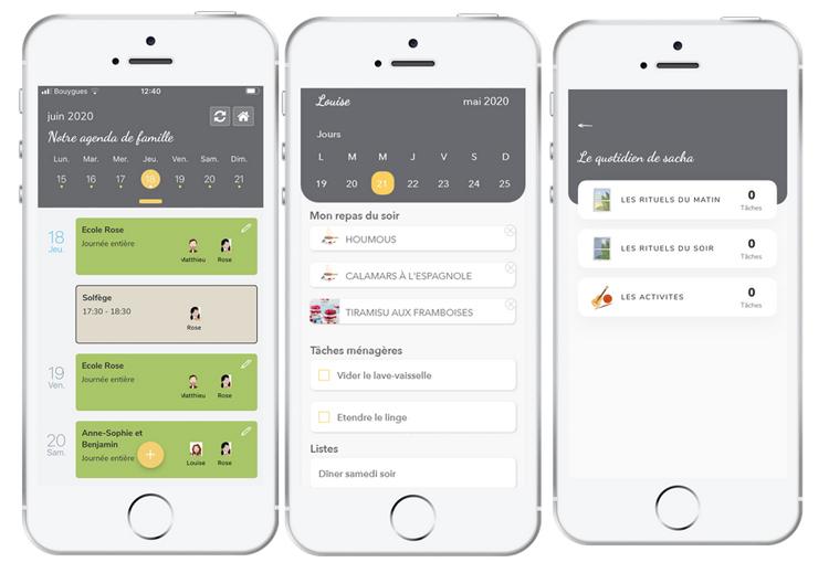 MyFamiliz, une application qui veut révolutionner l'organisation familiale