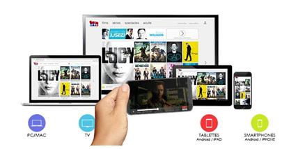 MYTF1VOD déploie sur mobiles son offre premium VOD