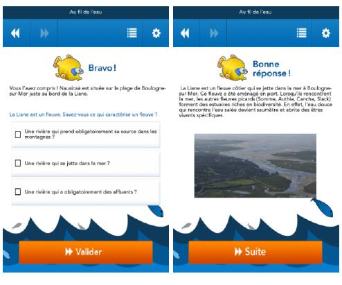NAUSICAA lance son jeu de piste sur smartphone
