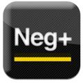 Négatif+ lance son application iPhone