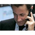 Nicolas Sarkozy a envoyé un SMS aux 1800 jeunes militants présents aux quartiers d'été de l'UMP