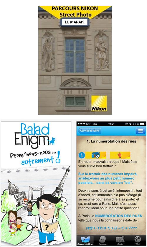 Nikon Street Photo : Une application pour découvrir en photo le quartier du Marais à Paris