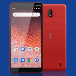 Nokia 1 Plus, un nouveau smartphone d'entrée de gamme