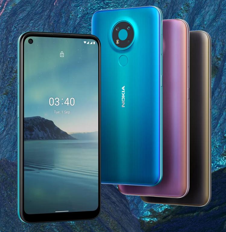 Nokia 2.4 et 3.4 : deux nouveaux smartphones à moins de 200 euros