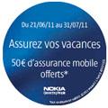 Nokia assure vos vacances