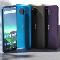 Nokia dévoile le Nokia 1.4 avec un écran de 6,51 pouces