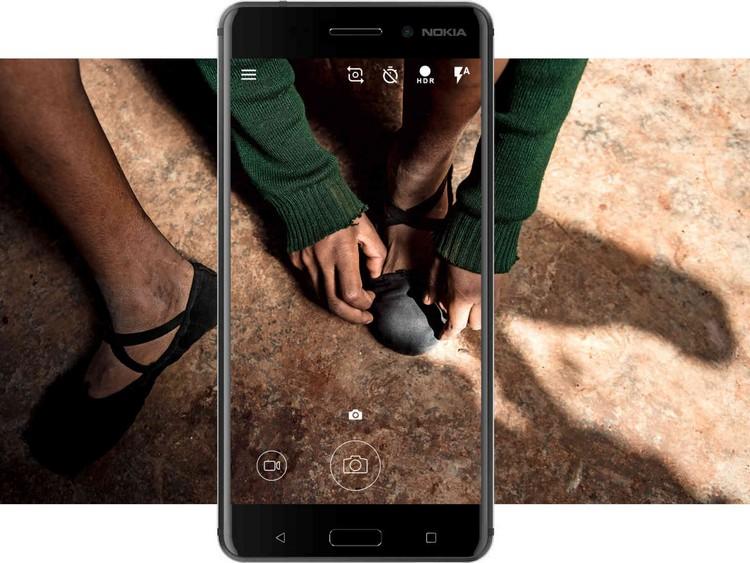 Une version Arte Black pour le lancement du Nokia 6 à travers le monde