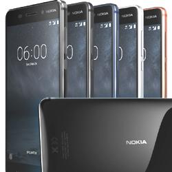 HMD annonce la disponibilité de ses smartphones Nokia 3, 5 et 6 en France