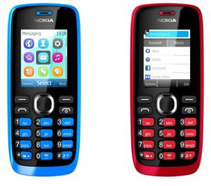 Nokia lance les Nokia 112 et 113