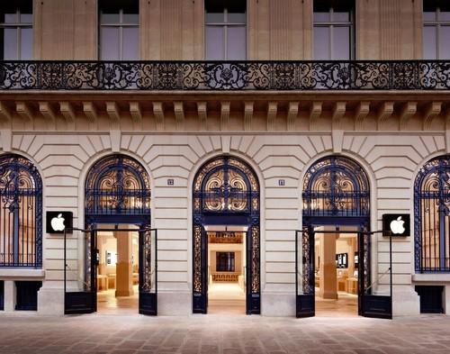 Nouveau record en bourse pour Apple