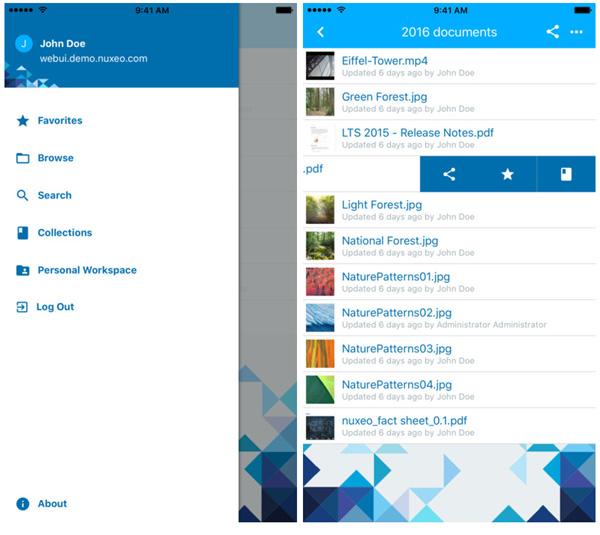 Nuxeo : une application pour mieux gérer les ressources dans une entreprise