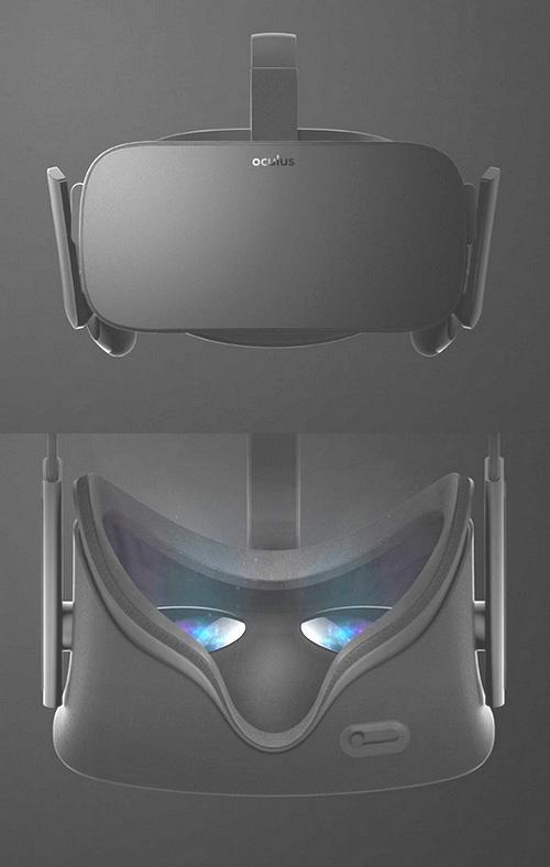 Oculus Rift : le casque de réalité virtuelle sera commercialisé d'ici début 2016