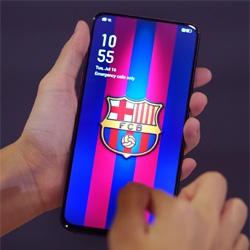 Oppo et le FC Barcelone lancent un smartphone en édition limitée aux couleurs du club