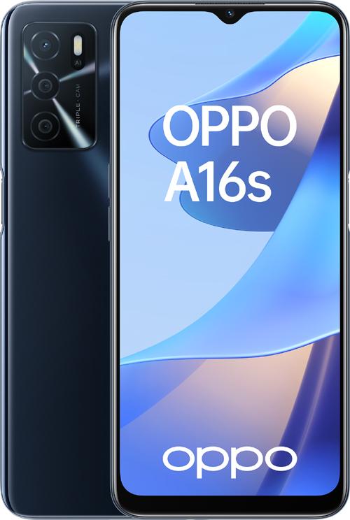 Oppo renforce sa gamme A avec les A16 et A16s NFC