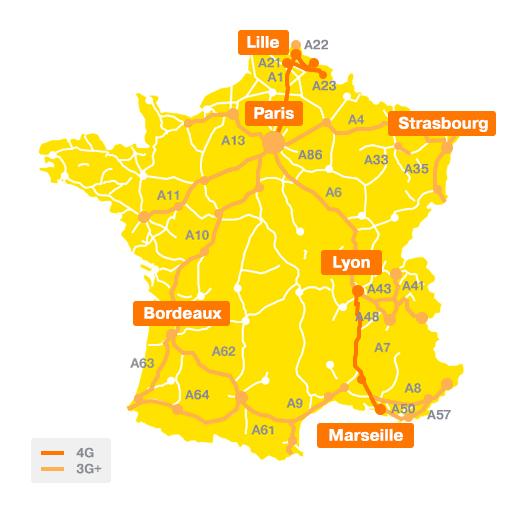Orange accompagne les vacanciers connectés pendant cette période estivale