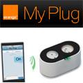Orange lance My Plug : une prise pour communiquer à distance par SMS avec ses équipements domestiques
