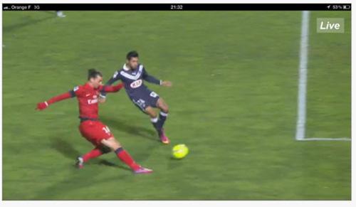 Orange Ligue 1 obtient le prix spécial de la meilleure application 4G