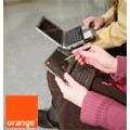 Orange mise sur la technologie HSUPA en 2008