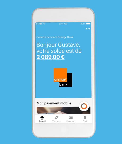 L'opérateur Orange défie les banques en ligne avec sa nouvelle offre Orange Bank