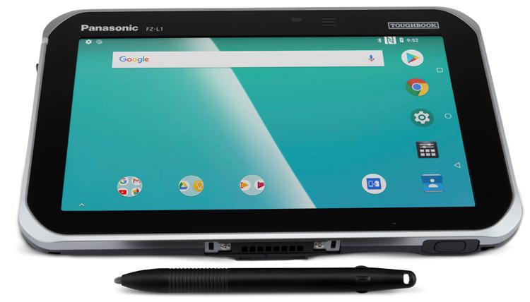 Panasonic dévoile sa nouvelle tablette FZ-L1 durcie de 7 pouces sous Android