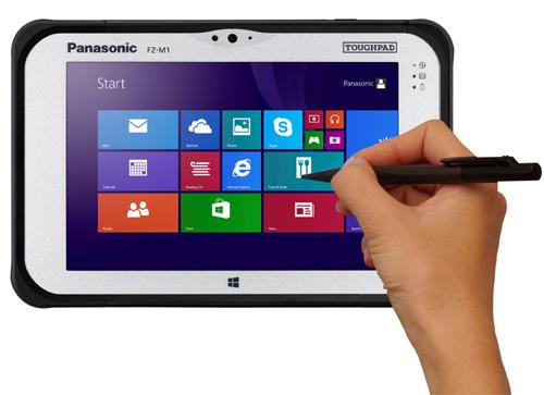 Panasonic Toughpad FZ-M1 Value : une version allégée de sa tablette durcie 7 pouces