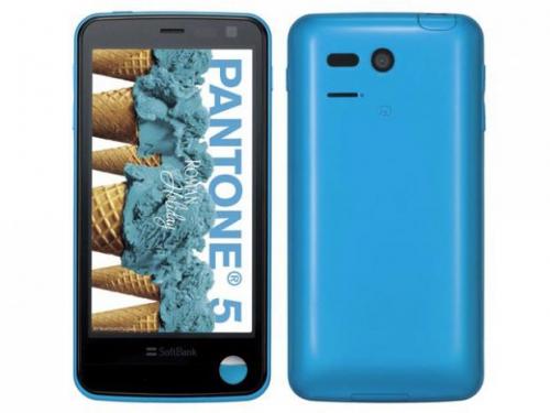 Pantone 5 107HS, le smartphone qui peut détecter les éléments radioactifs