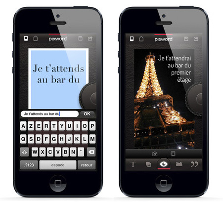 Pixword personnalise vos MMS