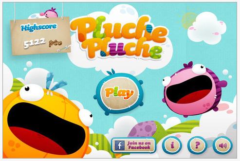 Pluche Pluche : un jeu mobile cross-plateformes