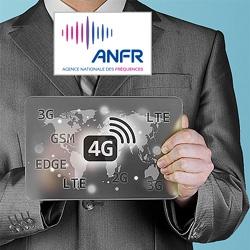 Plus de 42 700 sites 4G autorisés en France au 1er août