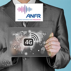 Plus de 47 200 sites 4G autorisés par l'ANFR en France