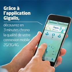 Publication du podium de la performance des 4 opérateurs mobiles en Pays de la Loire
