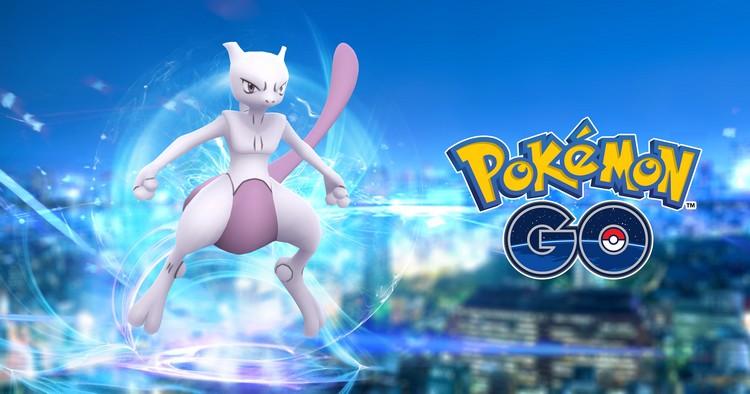 Pokémon GO : Mewtwo bientôt disponible à travers la nouvelle mécanique des « raids exclusifs »